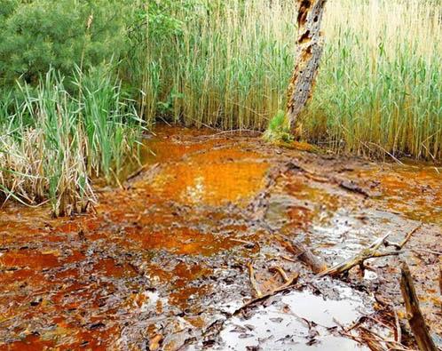acid rock drainage